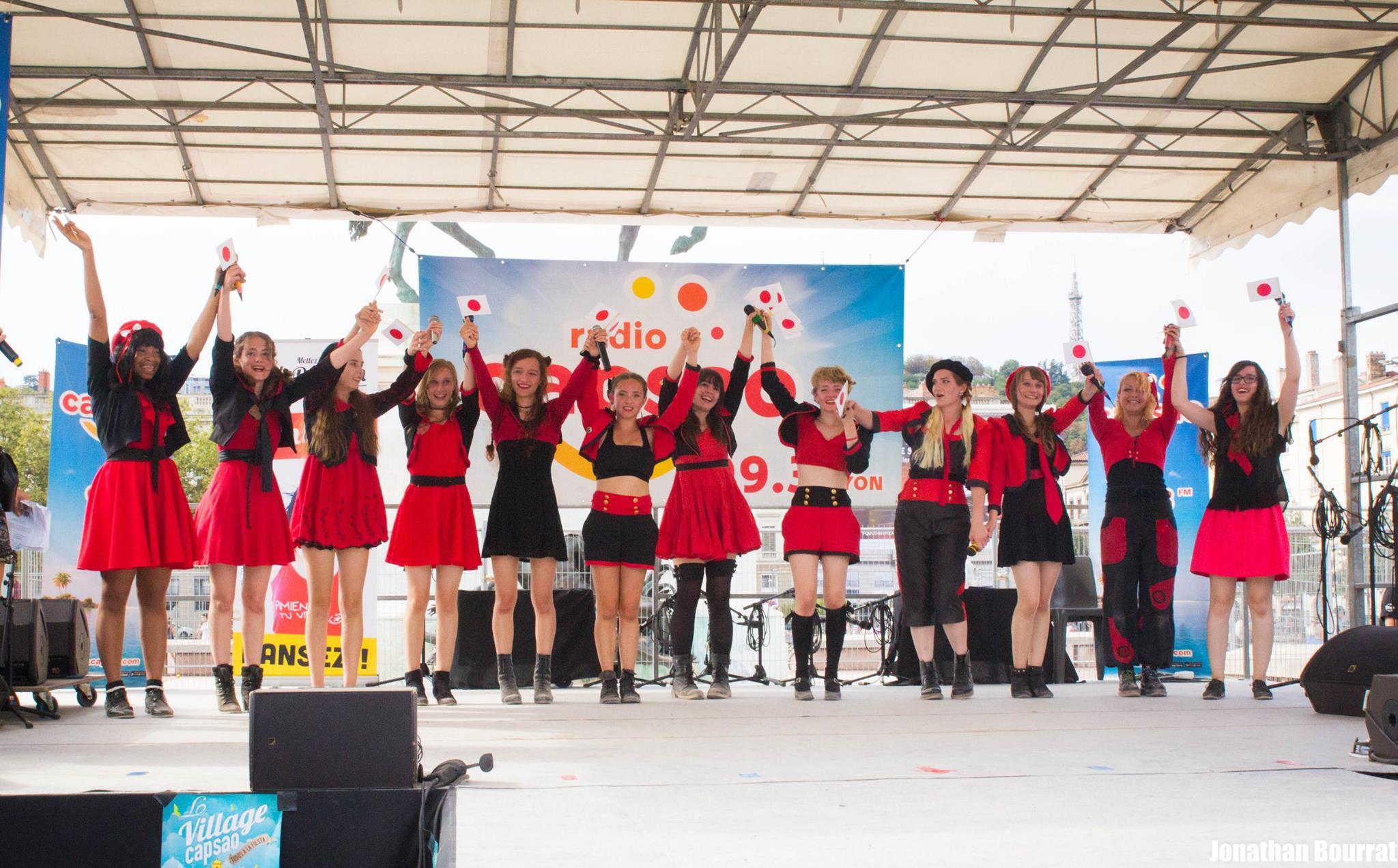 2016: ベルクール広場でリヨン領事祭は最高のステージ ? [後編]