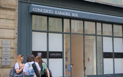Concerto Karaoke Box – パリで日本のカラオケボックス ?!